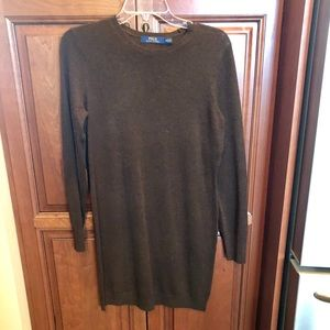 LIKE NEW Great Polo Ralph Lauren Sweater Dress